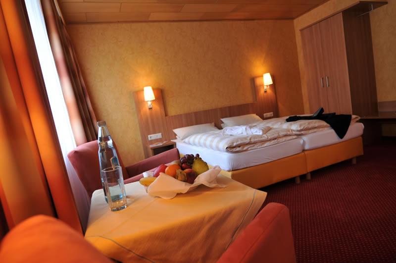 Zimmer im Flair Hotel Central Willingen