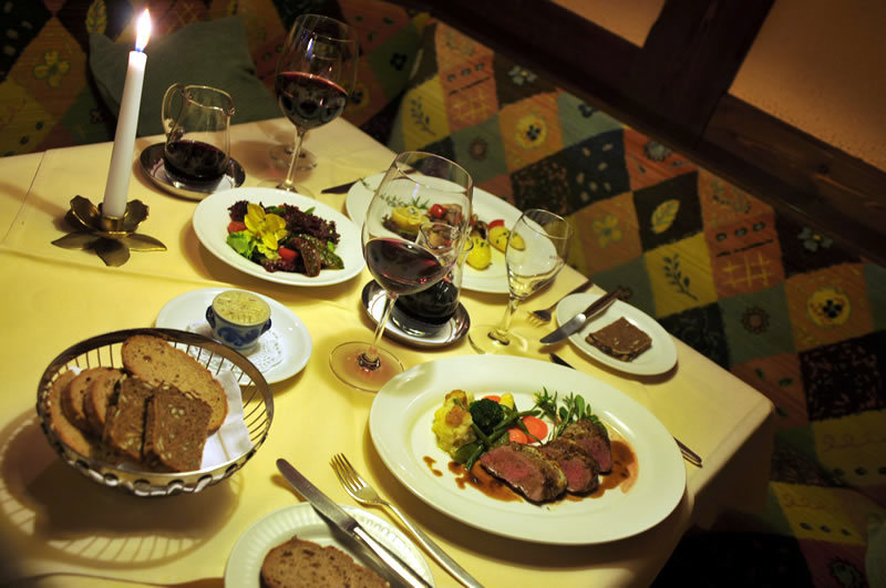 Restaurant Rathausstuben im Flair Hotel Central Willingen