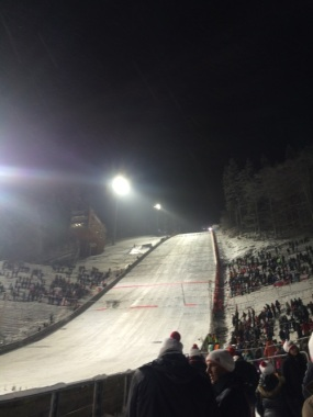 Skisprungschanze Willingen
