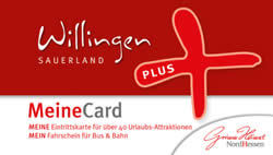 Meine Card Willingen